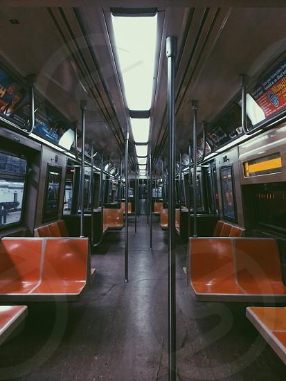 bus interior photo