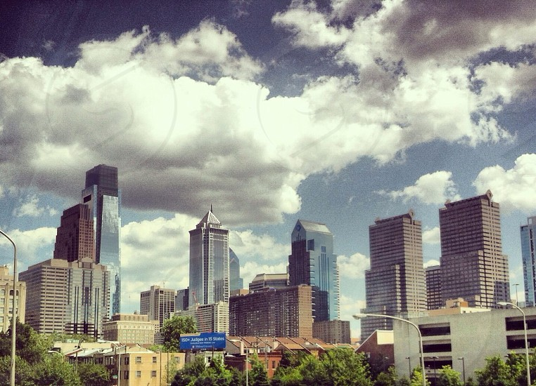 Center city Philadelphia photo