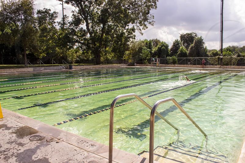 Deep Eddy Pool photo