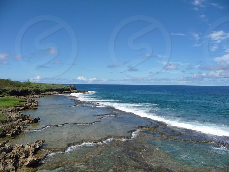 Guam Beach Summer of 2014 photo