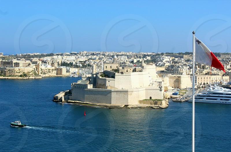 Fort St. Angelo - Valletta Malta photo
