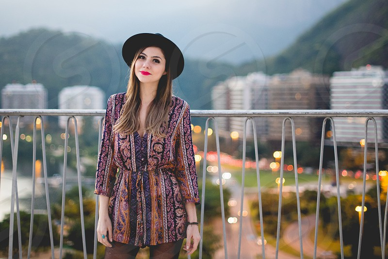 fashion style look hipster photo