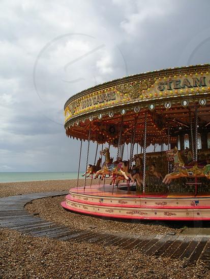 Brighton Beach UK photo