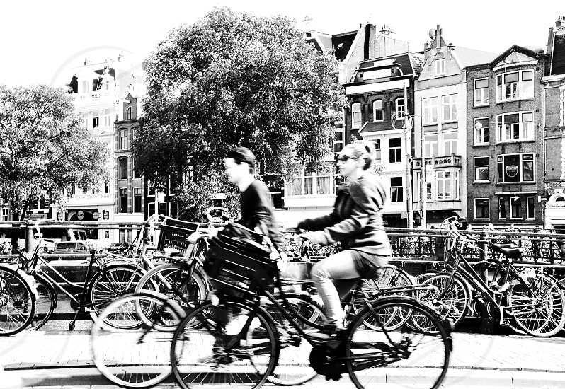 Amsterdam mood. photo