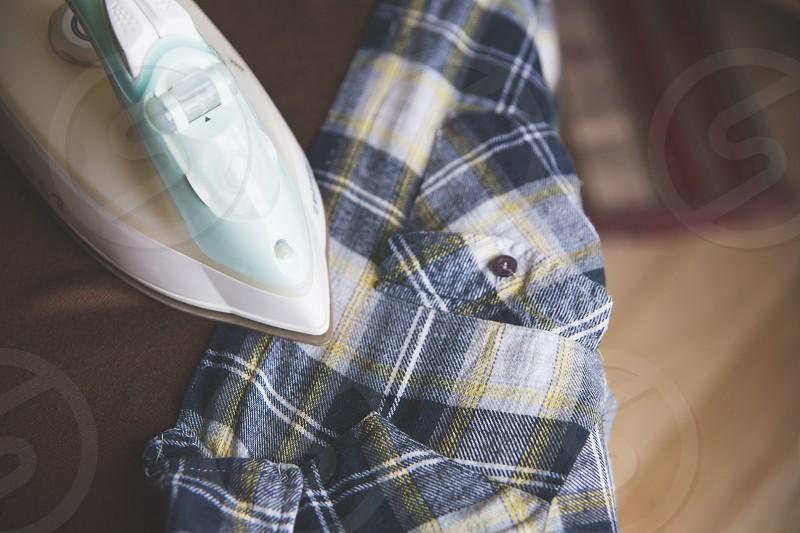 ironing photo