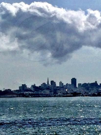 SFO skyline photo