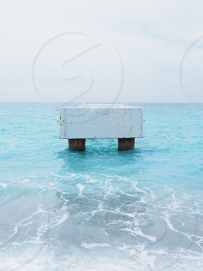 #simplicity #minimal #minimalistic #water #turquoise # blue #airy #summer  photo