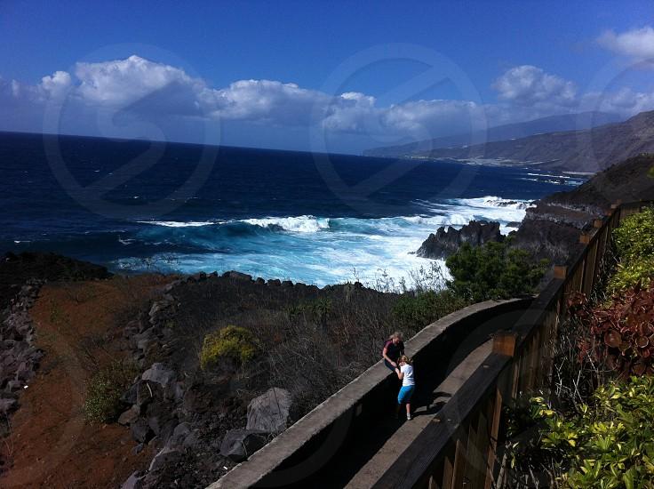 La Palma coastline  photo
