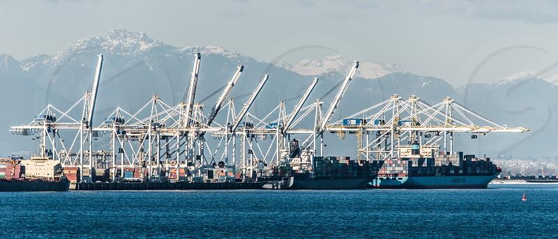 Vancouver port photo