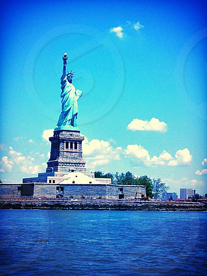 I took this in New York on a cruise around the island in 2013.  photo