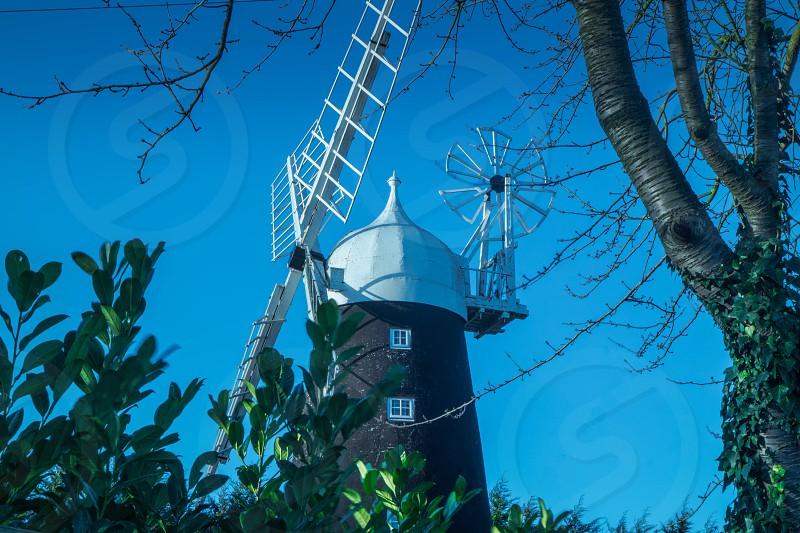 Europe windmill power energy renewable photo