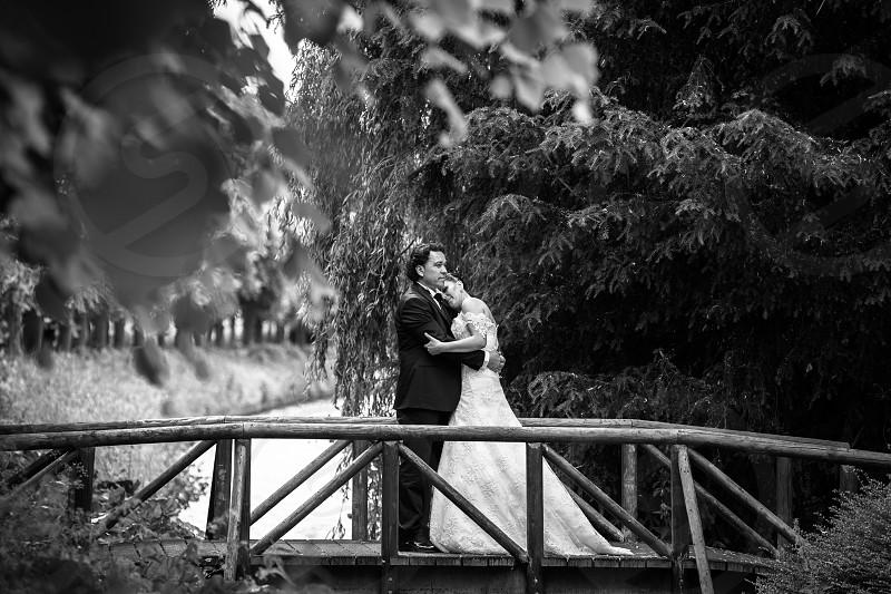 Wedding - together photo