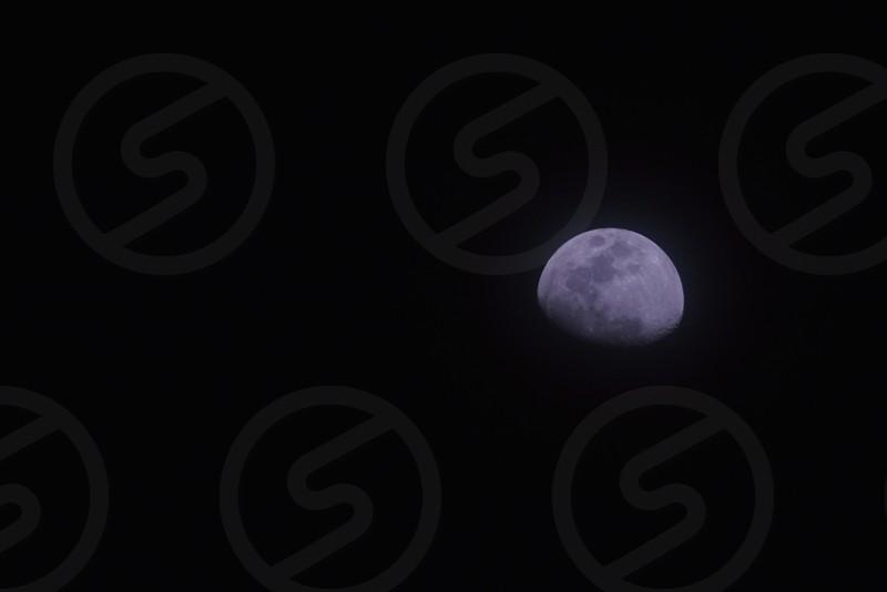 outside moon photo