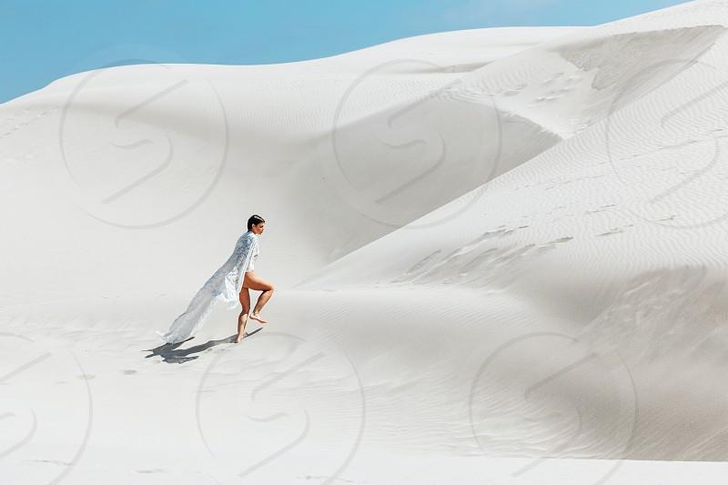 Pismo Beach California model  photo