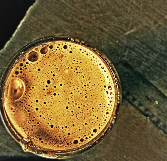 Café con leche  photo