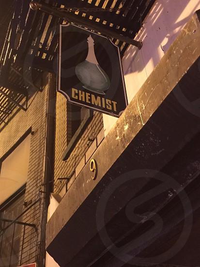 chemist signboard photo