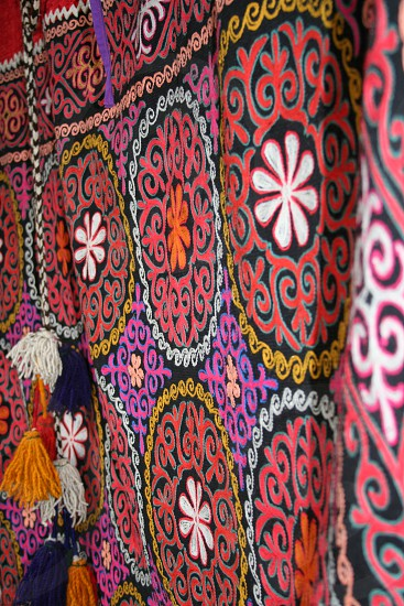Beautiful Mexican Textiles photo