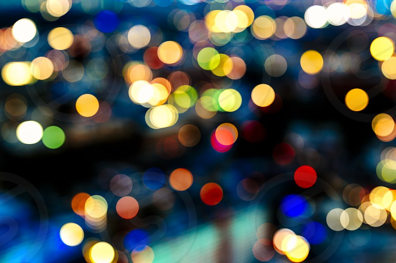booked blur lights abstract city night berlin germany backgrounds photo