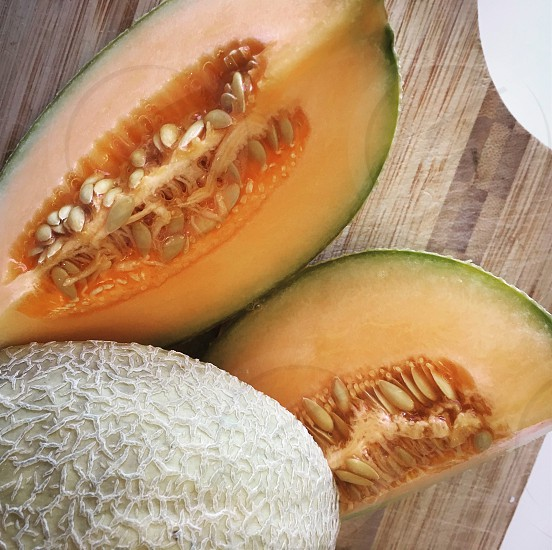 Cantaloupe Snacks Snacking Fresh Food Healthy Fruit Melons By Krysta Martin Photo Stock Snapwire Eating cantaloupe may bring a number of health benefits. snapwire