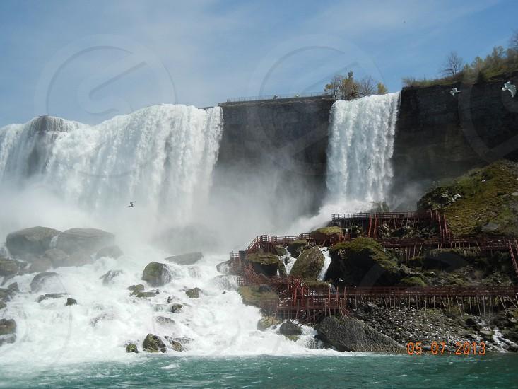 Niagara Falls; waterfalls photo
