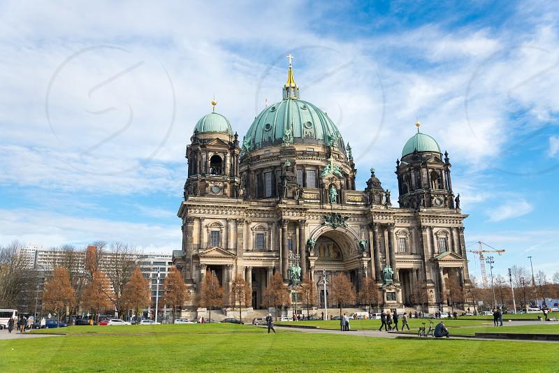 Berliner Dom Berlin Cathedral Church Mitte neighborhood in Berlin Germany photo