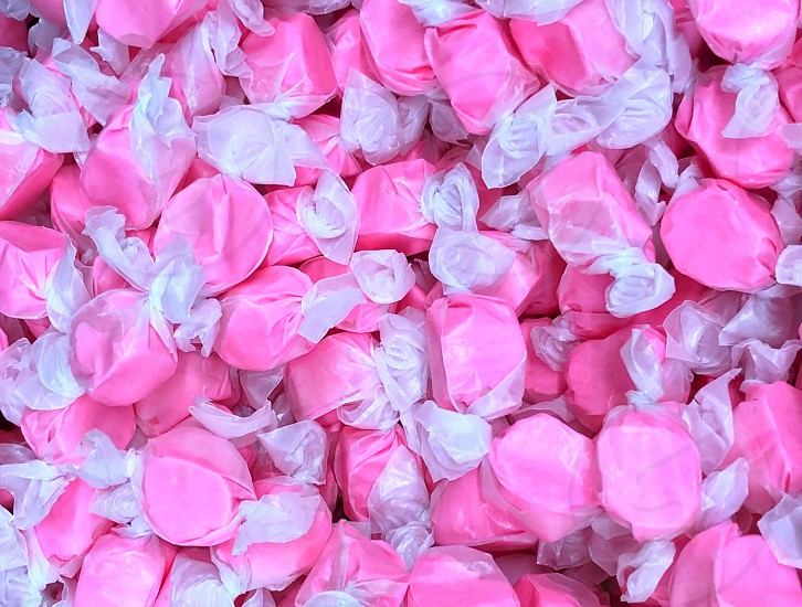 Taffy vibrant colors candy group minimal background wallpaper.  photo