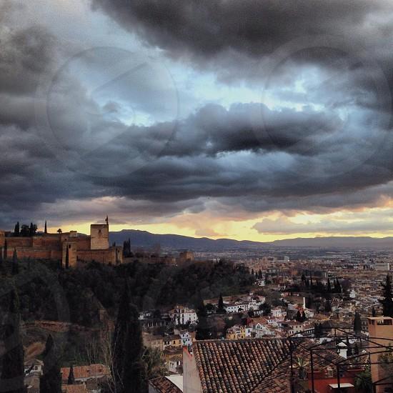 La Alhambra y Granada  photo