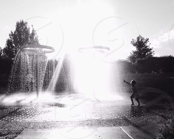water fountain photo