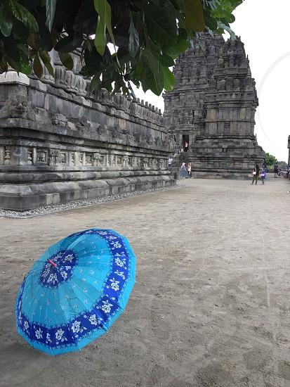 Prambanan Temple. Java Indonesia photo