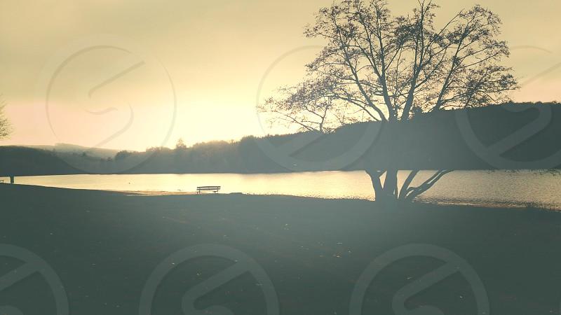 Limoges Lake. France. photo