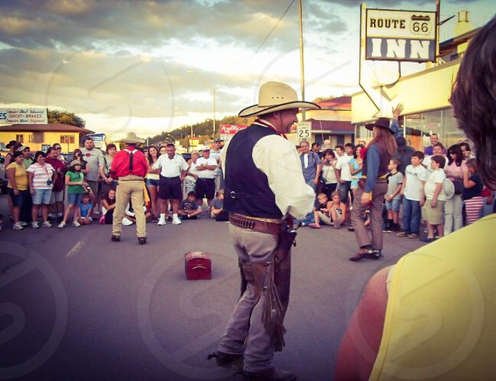 Arizona Cowboy Show in Williams Arizona photo