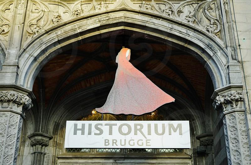 The Historium history museum in Bruges Belgium photo