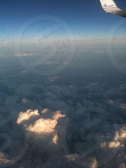 High in the sky photo