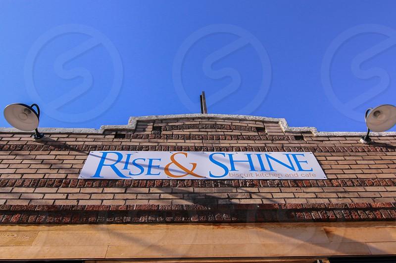 Rise & Shine. Denver Restaurant. Breakfast. Exterior. photo