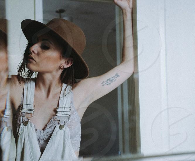 Portrait self-portrait @jennanojohns photo