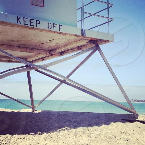 keep off  photo