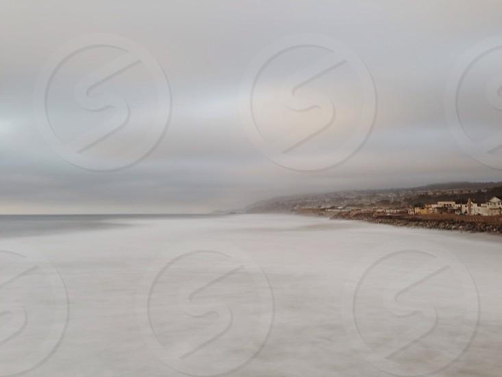 large beach photo