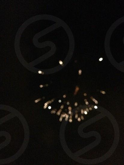 Bonfire night photo