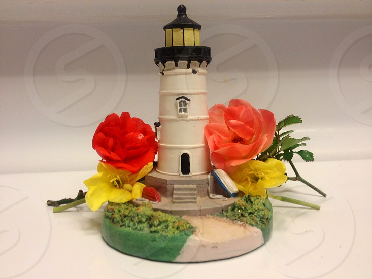 Flowers_Lighthouses photo