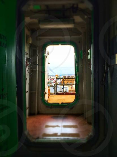 On board HMS Queen Elizabeth Rosyth photo