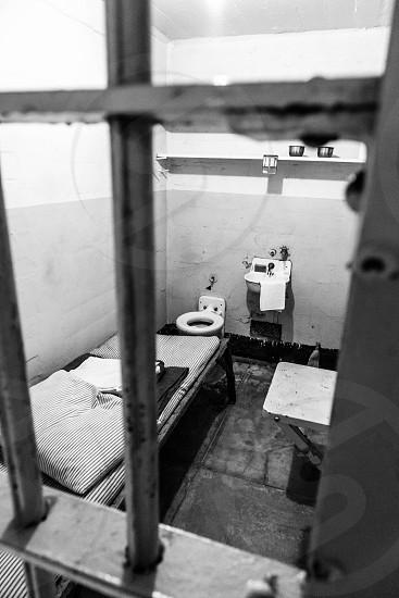 Alcatraz Prison near San Francisco photo