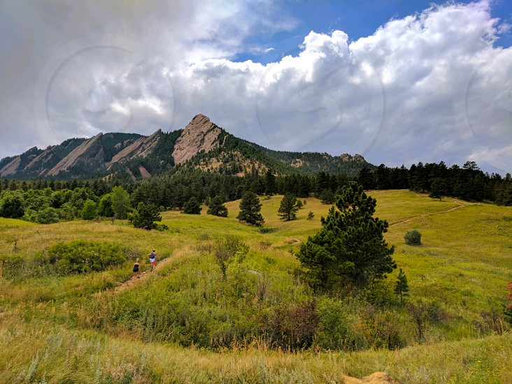 Colorado Flat Irons photo