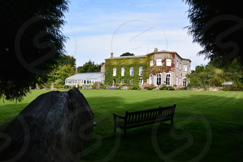 Stately Home Somerset England East Pennard House photo