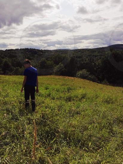We climbed this mountain photo