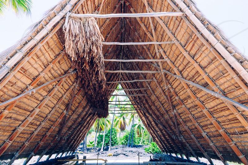 Open hut photo