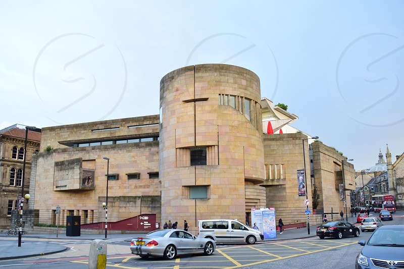 National Museum of Scotland Edinburgh photo