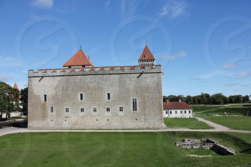 Saaremaa island Saare County Estonia photo