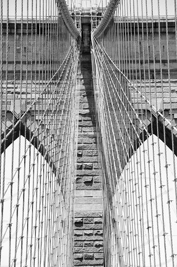 Brooklyn Bridge NYC photo