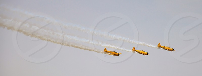 3 planes photo