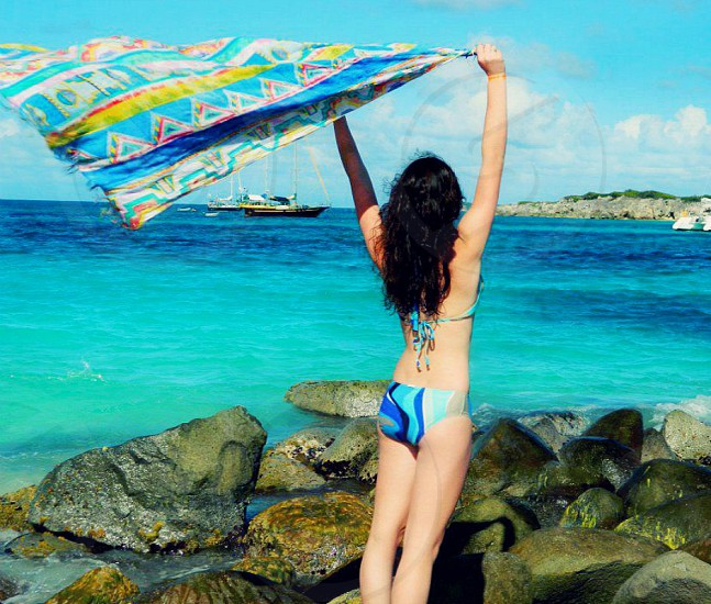 Caribbean breezes  photo